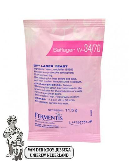 Fermentis Saflager W-34/70 11,5 gram