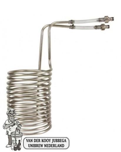 Wortkoeler Rvs dompelmodel 10 Liter