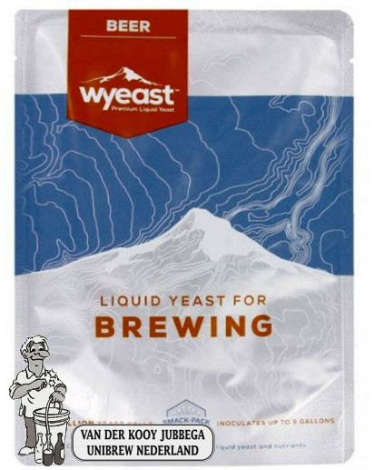 Wyeast 3333 German Wheat activator (XL) PC