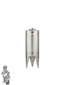 Speidel RVS Gistingstank 120 liter met koelmantel
