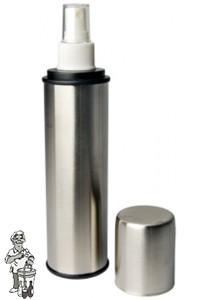 Sproeifles hervulbaar RVS 200 ml