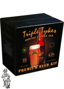 Bulldog Triple Tykes Special Export Ale