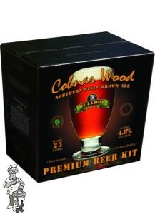 Bulldog Cobnar Wood Northern Brown