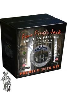 Bulldog Four Finger Jack American Pale Ale