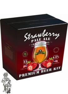 Bulldog Strawberry Pale Ale