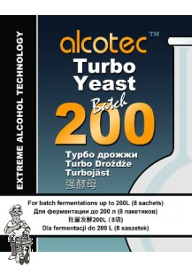 Alcotec 200 Batch Turbo