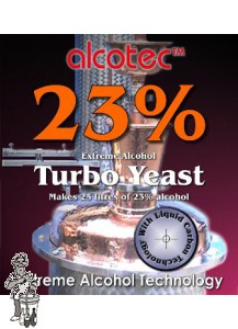 Alcotec Triple Still turbo per stuk