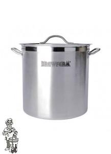 Brewferm brouwketel RVS 35 liter  (36 x 36 cm)