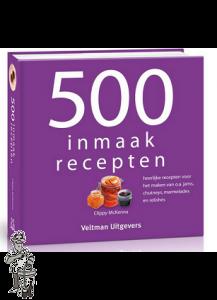 500 inmaak recepten