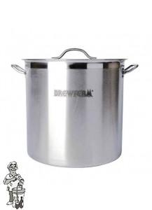 Brewferm brouwketel RVS 50 liter (40 x 40 cm)