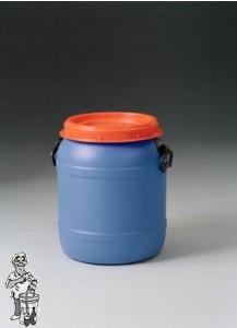 Pulpvat met handvaten 50 liter