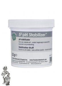 Five Star Stabilizer 5.2 pH 113 Gram.