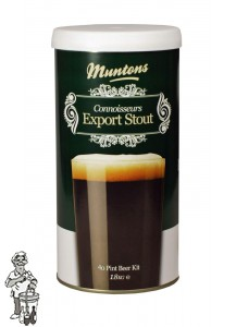 Munton export stout 1,8 kg