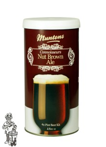 Muntons nut brown ale 1,8 kg
