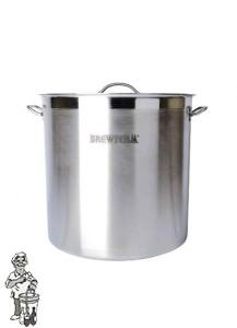 Brewferm brouwketel RVS 98 liter (50 x 50 cm)