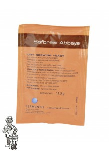 Fermentis Safbrew Abbaye BE-256 11.5 Gram