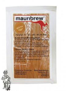 Mauribrew Ale biergist 12.5 gram