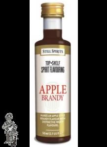 Still spirits Top Shelf apple brandy 50 ml