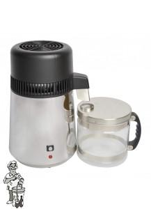 Waterdistilleerder RVS Aquastill