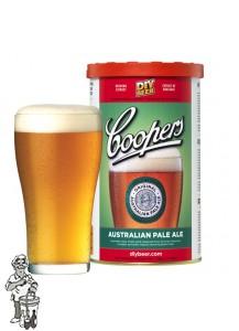Coopers Australian Pale Ale voor 23 liter