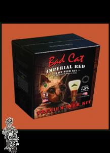 Bulldog Bad Cat Imperial Red