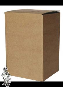 Bag in Box bruin Kompleet 10 Liter
