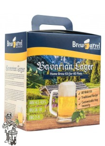 Brewbarrel Bavarian Lager