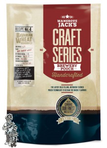 Mangrove Jack's Craft Series Bavarian Wheat Pouch