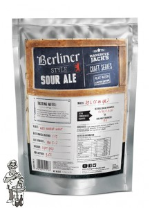 Mangrove Jack's Craft Series Berliner Style Sour Ale