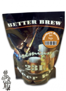 Better Brew Bandit brew Tequila &Lime Lager 1.8 KG