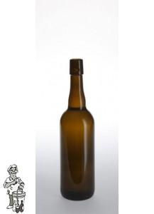 Bierfles 75 cl Biere Belge Beugelfles