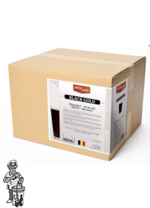 Brewferm Moutpakket Black Gold