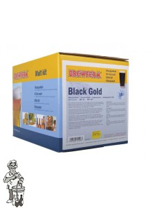Brewferm Moutpakket Black Gold