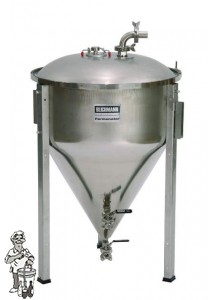 Blichmann Fermenator gistingstank Standard 54 Liter.
