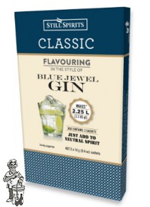 Classic Blue Jewel Gin 10g Still Spirits
