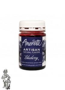 Amoretti - Artisan Natural Flavors - Blauwe bosbes 226 g