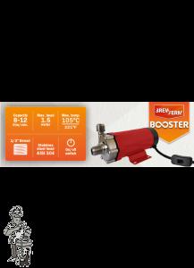 Brewferm Booster 8-12 liter magneet gekoppelde pomp