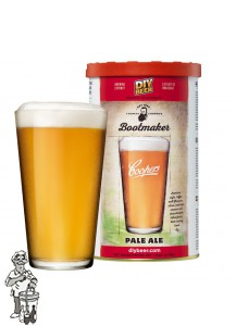 Thomas Coopers Bootmaker Pale Ale  voor 23 liter