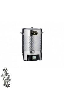 Speidel Braumeister 20 liter PLUS ( Nieuw).Plus Gratis Wortkoeler RVS