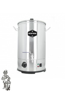 Brew Monk™ spoelwaterverwarmer 22 liter