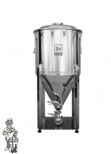 Ss Brewing Technologies Chronical Fermenter 40 gallon 155 liter Brewmaster Edition