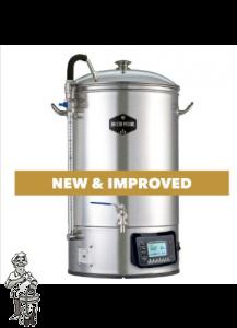 Brew Monk™ Alles-in-een brouwsysteem 30 Liter. (met gratis wortkoeler 20 liter t.w.v. €59,50)