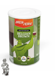 Brewferm bierkit Belgian Brown