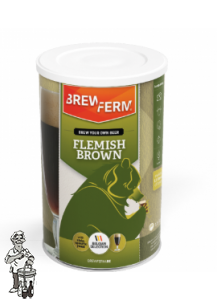 Brewferm bierkit Flemish brown