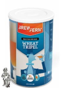 Brewferm bierkit Wheat tripel