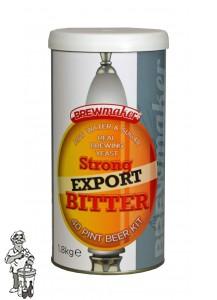 Brewmaker Strong Export Bitter 1,8 kg