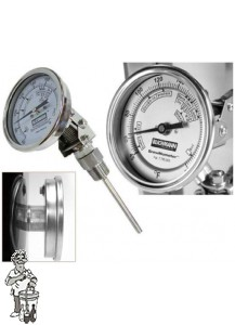 BrewMometer Weldless aanpasbaar °C
