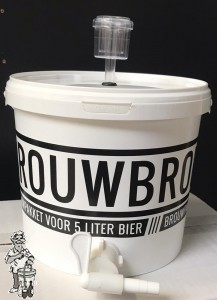 Brouwbroeders  Brouwpakket - IPA 5 Liter