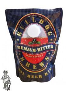 Bulldog Bitter 1.7 KG Bierkit