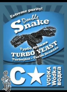 DoubleSnake Vodka Turbo c- star